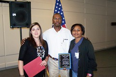 Lea County Correctional Facility nurse recognized for outstanding work