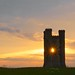 Small photo of Broadway Tower - minus flagpole