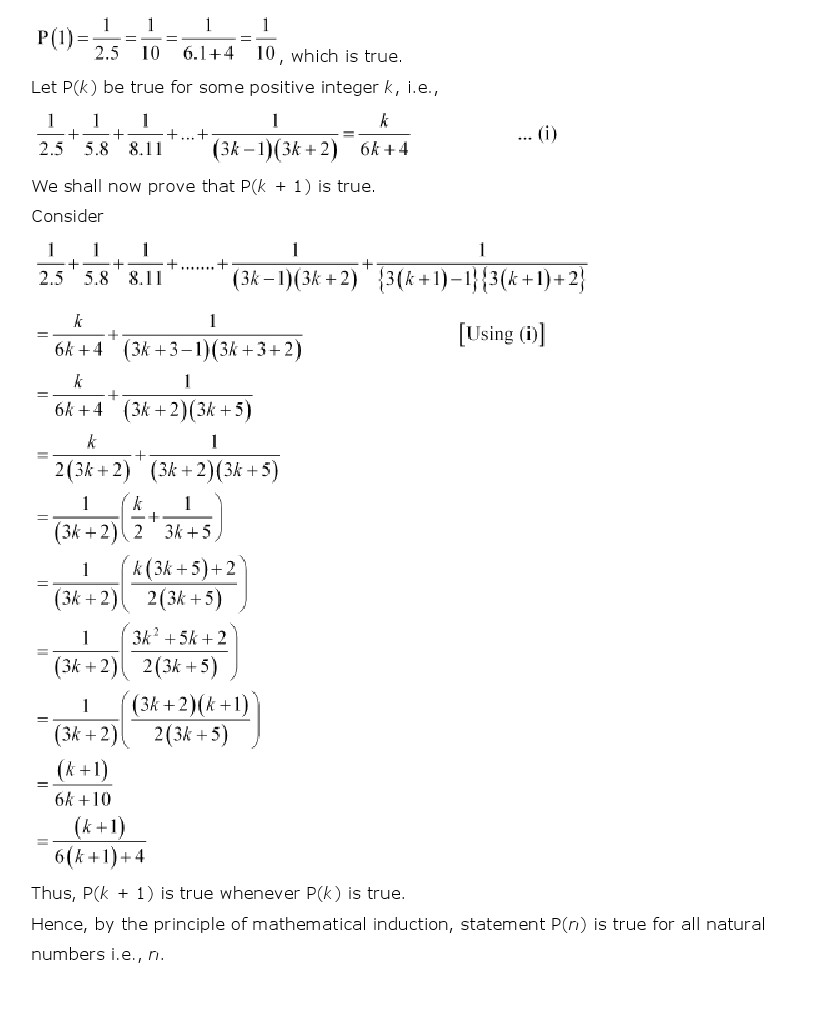 NCERT Solutions for Class 11 Maths Chapter 4 – Principle of ...