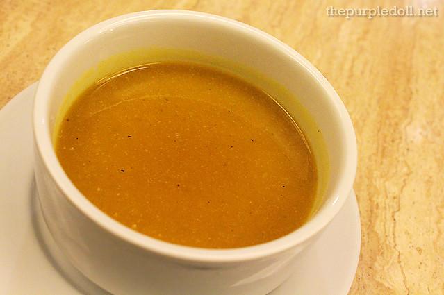 Sopa de Calabasa P100