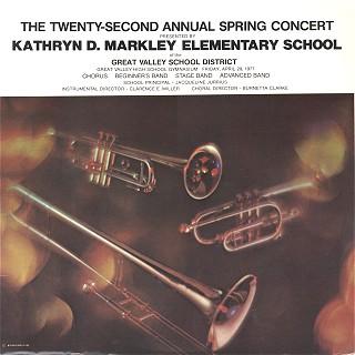 Kathryn D Markley Elementary School