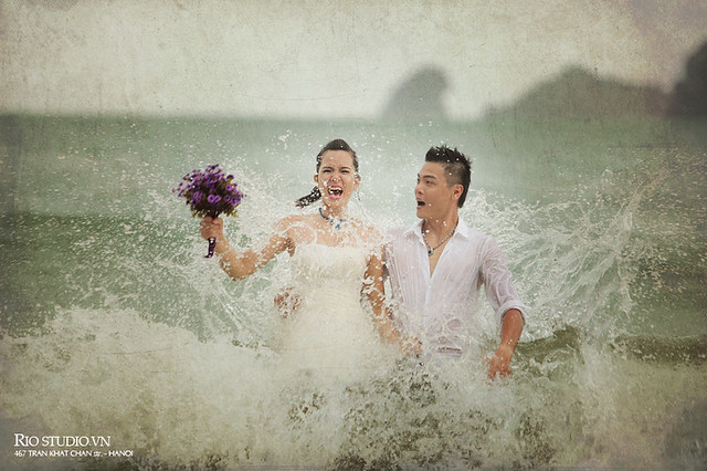 Ảnh cưới Lâm - Dương (Cát Bà)