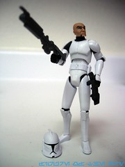 Clone Trooper Gus