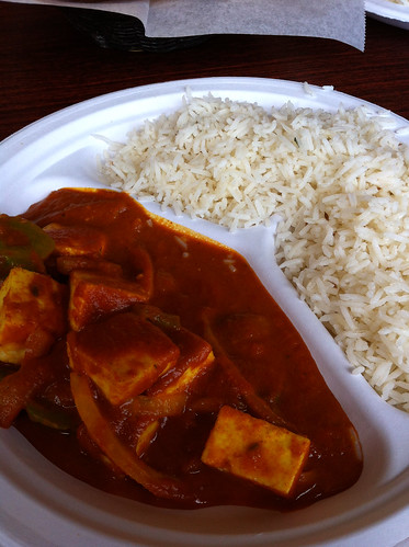 Skagway - Bombay Curry - Bombay Paneer