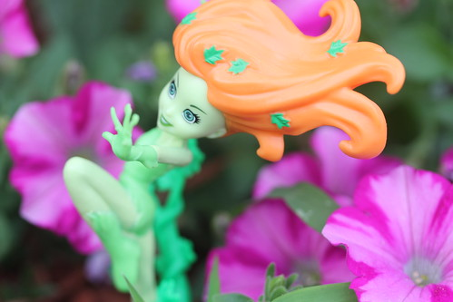 Polly Pocket SDCC 2012 Poison Ivy