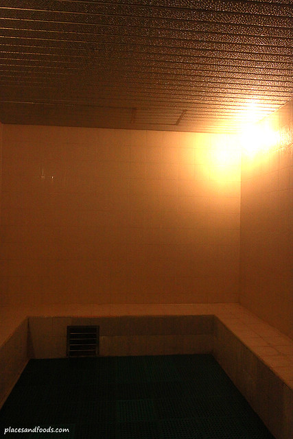 Equatorial hotel penang steam room