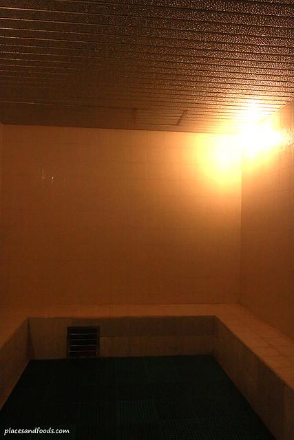 Equatorial hotel penang steam room