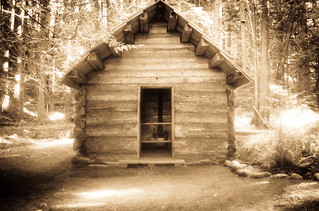 Creepy Cabin, Trail of Shadows
