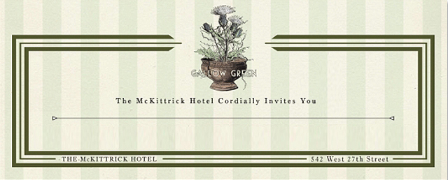 Gallow Green _ The McKittrick Hotel_ Sleep No More