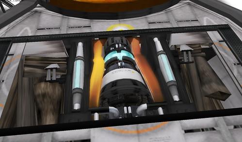 O.F Sandalphon Engine Ornament