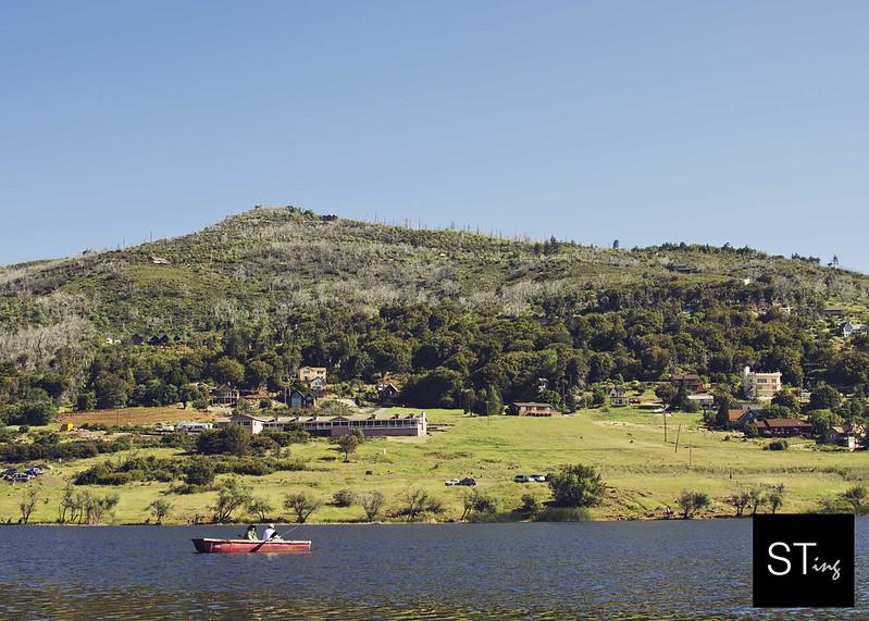 Lake cuyamaca mirror and explorer a dental school blog for Lake cuyamaca fishing