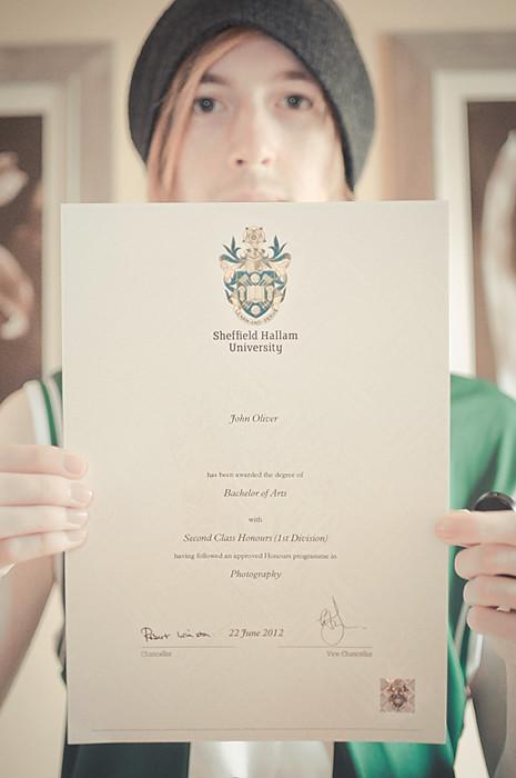 1st Class Honours Degree Honours Degree 1st Class