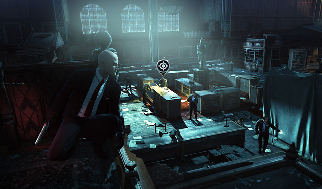 Hitman Absolution - Contracts - Library Stalk