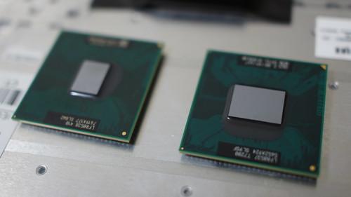 新旧CPU