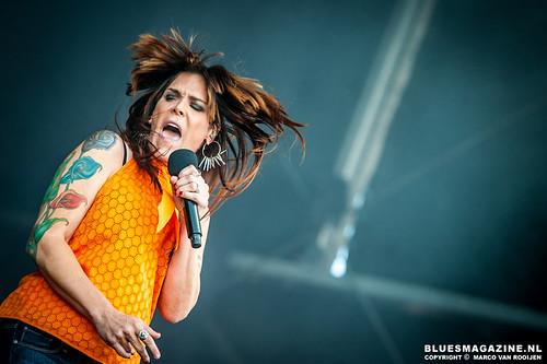 Beth Hart & Band @ Zwarte Cross Festival 2012