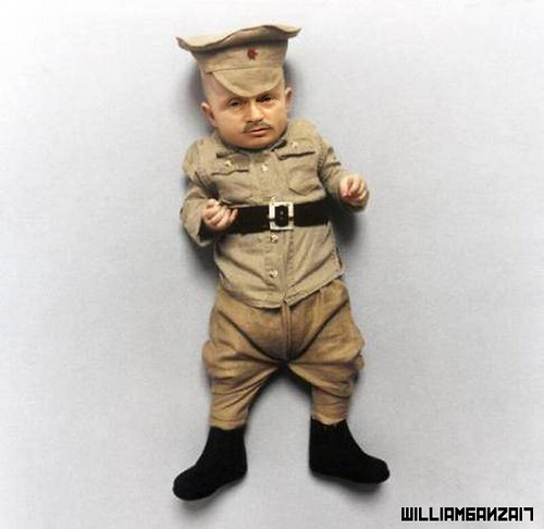 BABY STALIN by Colonel Flick