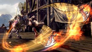 God of War : Ascension - Combat