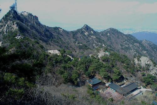 Bukhansan Seúl