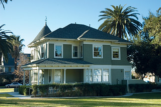 Current view of Renwick House, built in 1900