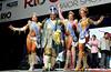 Rei Momo e Rainha do Carnaval  - Queen Carnival Contest #RioDeJaneiro #Rio450anos #Rio2016 #Rio450 #PraçaMauá #MuseudoAmanhã #SantiagoCalatrava #Amanhecer #Copacabana #SugarLoaf #Guanabarabay by ¨ ♪ Claudio Lara ✔