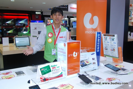 Telco and Electronics Retailer Celebrate Partnership with Exciting Tablet PC Promotion