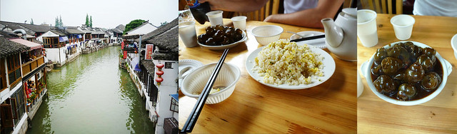 Zhujiajiao Food