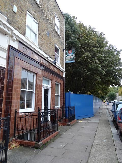 087 - Former Brondesbury Arms