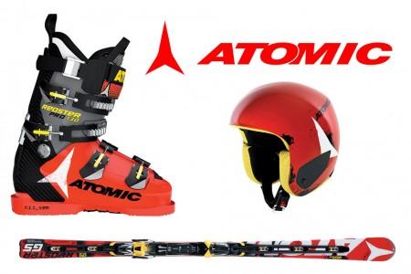 Atomic - nová řada Redster