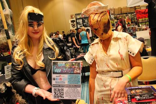 Spooky Empire's Ultimate Horror Weekend 2012