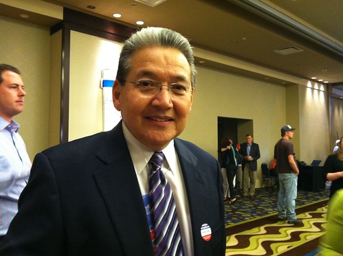 MYDhq Arizona Democratic Party communications director Frank Camacho says we won't really know who wins senate and congressional races due to 300-400,000 votes not being counted