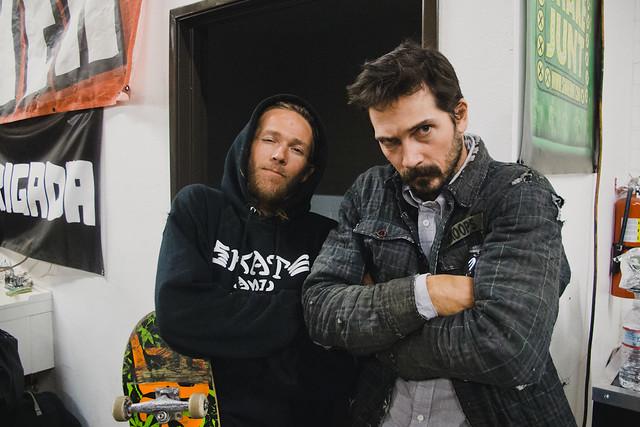 Bryan Herman & Heath Kirchart