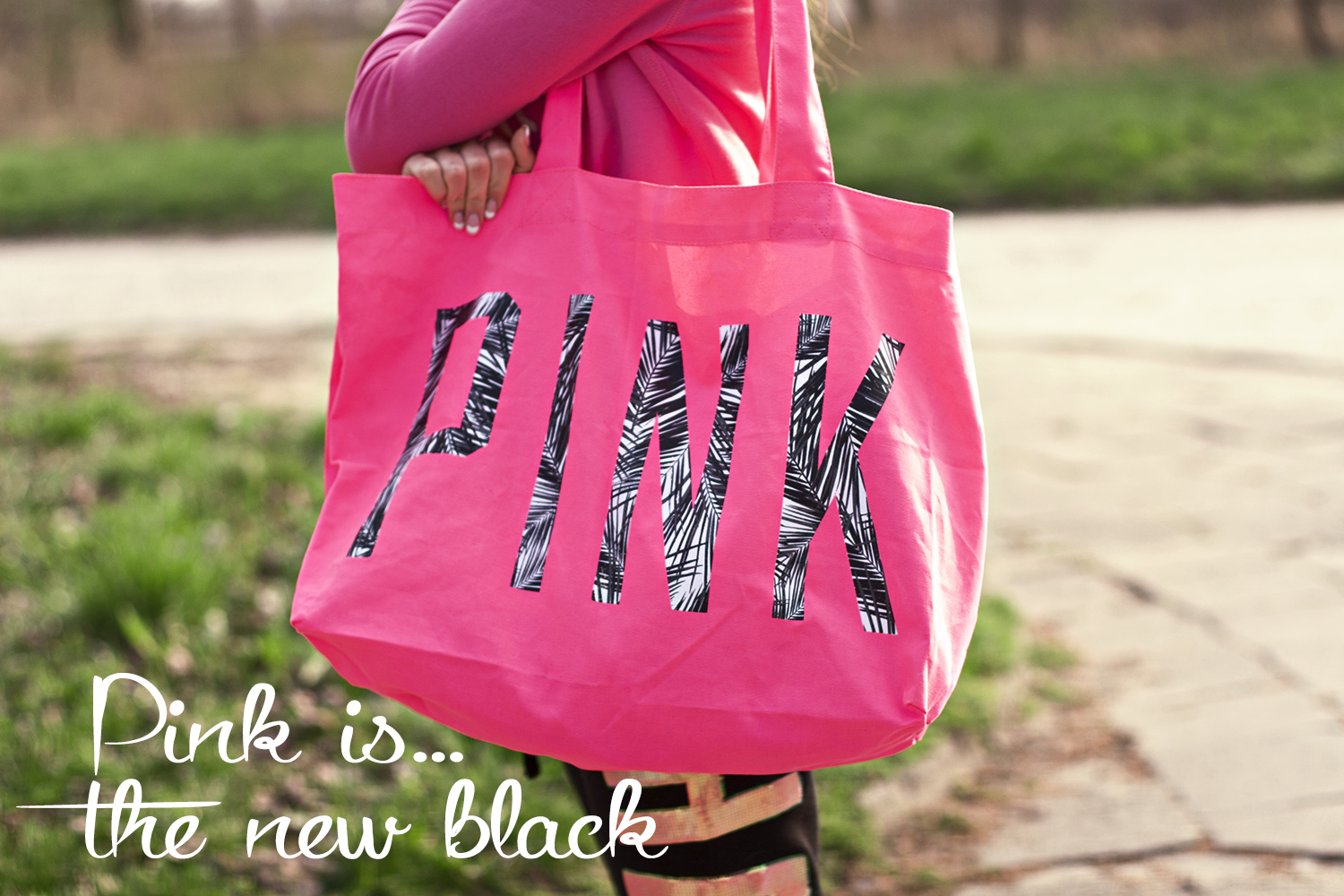 STYLE: pink is the new black