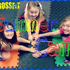 CrossFit OIB Kids Summer Camp | June & August | #dosomethingbig