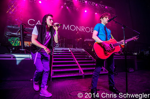 Cassio Monroe - 04-18-14 - Word Of Mouth World Tour, The Fillmore, Detroit, MI