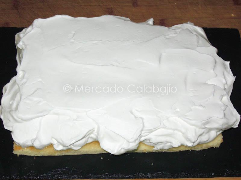 TARTA DE YEMA Y NATA LQF-6