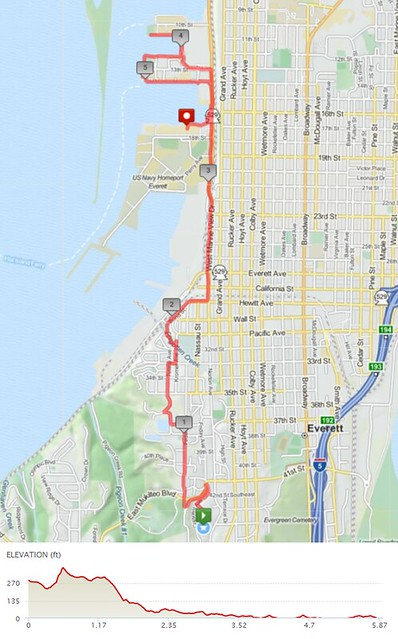"""Today""""s awesome walk, 5.87 miles in 2:08, 13,542 steps, 215ft gain"""