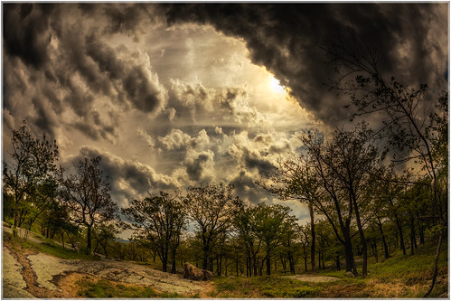 spring landscape storm victorytrail nature harrimanpark newyork 2016 weather clouds fisheye sun harrimanstatepark bright forest hiking outdoors unitedstates hike sky city southfields us