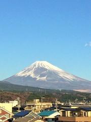 Mt.Fuji 富士山 1/1/2016