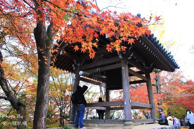 嵐山旅遊景點-常寂光寺22