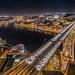 Porto and the stars by Pietro Faccioli