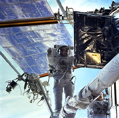 Astronaut John M. Grunsfeld