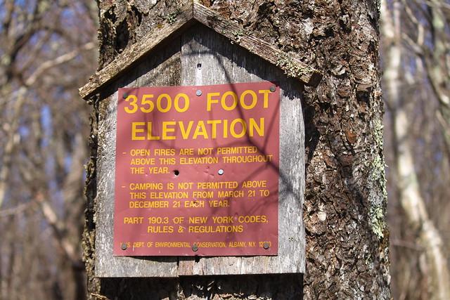3500 feet