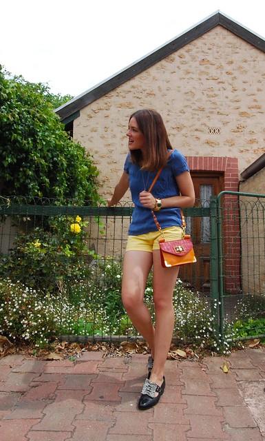 Shorts blue3