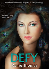 April 30th 2012 by Iambe Books                       Defy (Firstborn #1) by Raine Thomas