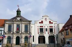 Pernes (hôtel-de-ville et salle des fêtes) 2729 - Photo of Ostreville