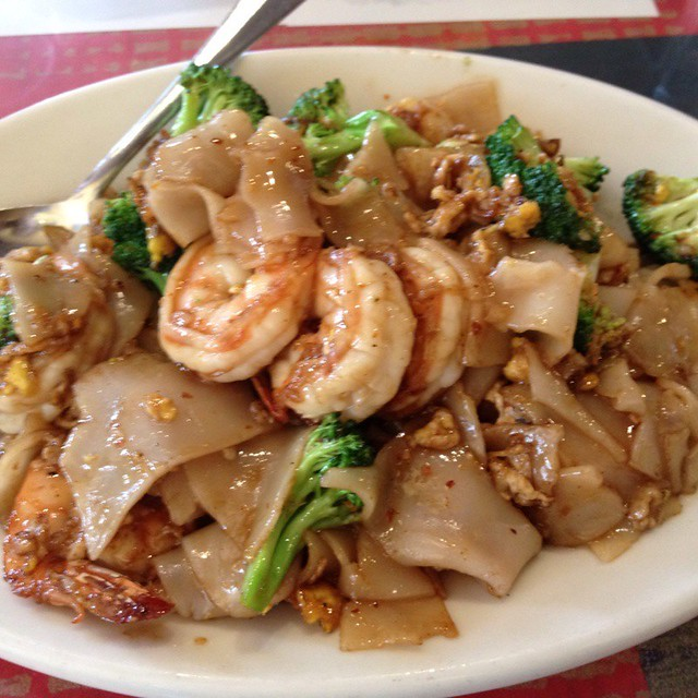 Thai Food In Queen Anne