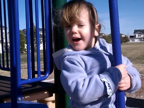 Park kiddo