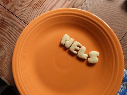 N E L S Sugar Cookies