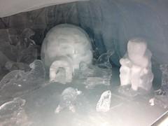 ice, freezing, igloo,