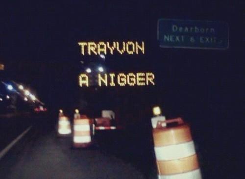 Trayvon-sign
